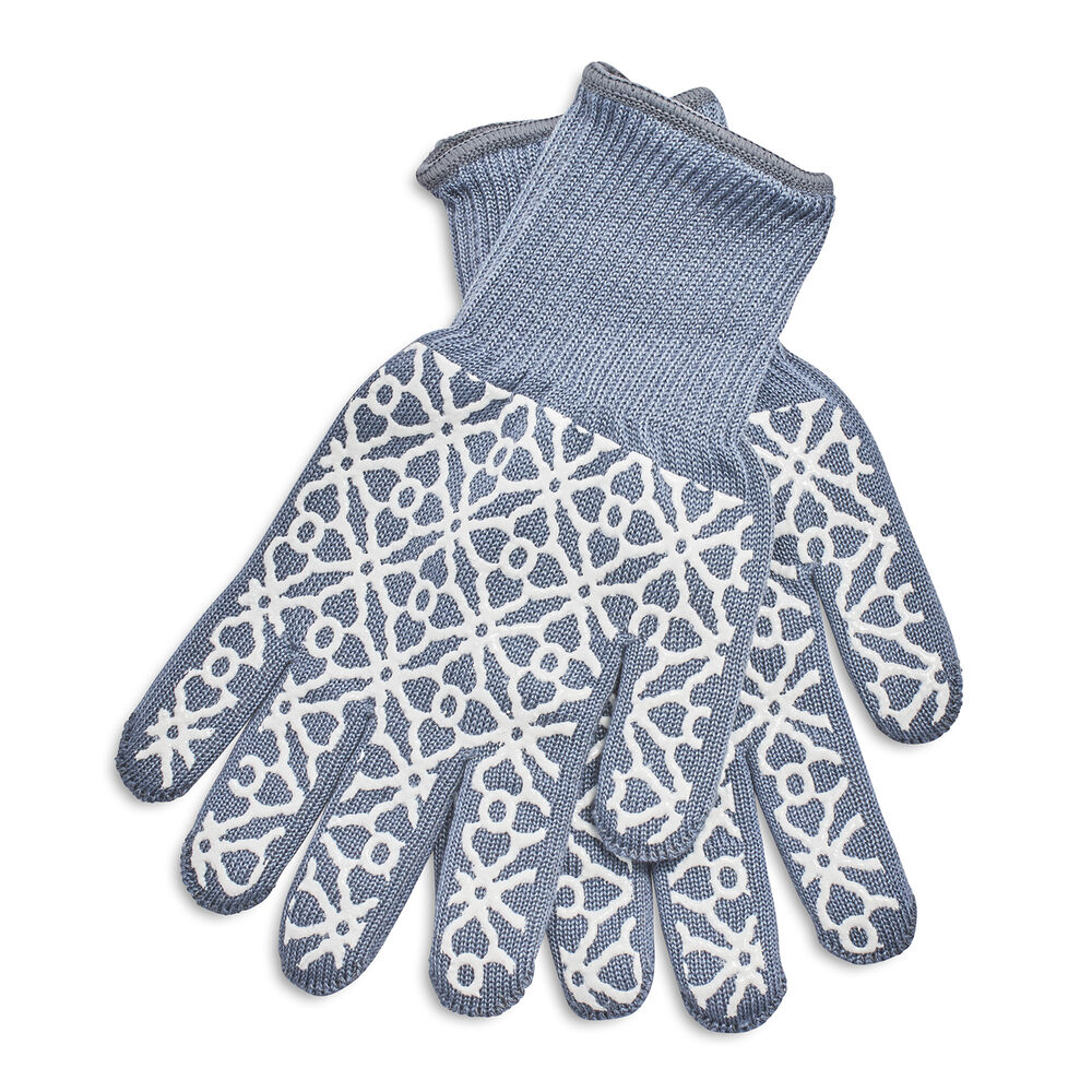 Large Tile Oven Gloves, Set of 2