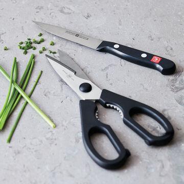 Wüsthof Gourmet Shear and Paring Knife Set