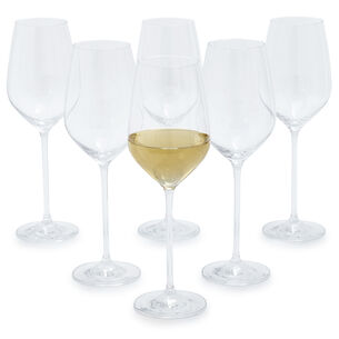 Schott Zwiesel Fortissimo Soft-White Wine Glasses