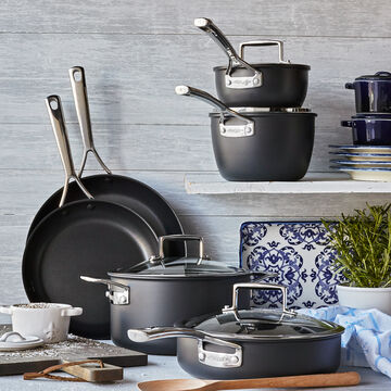Sur La Table La Marque 84 10-Piece Nonstick Cookware Set