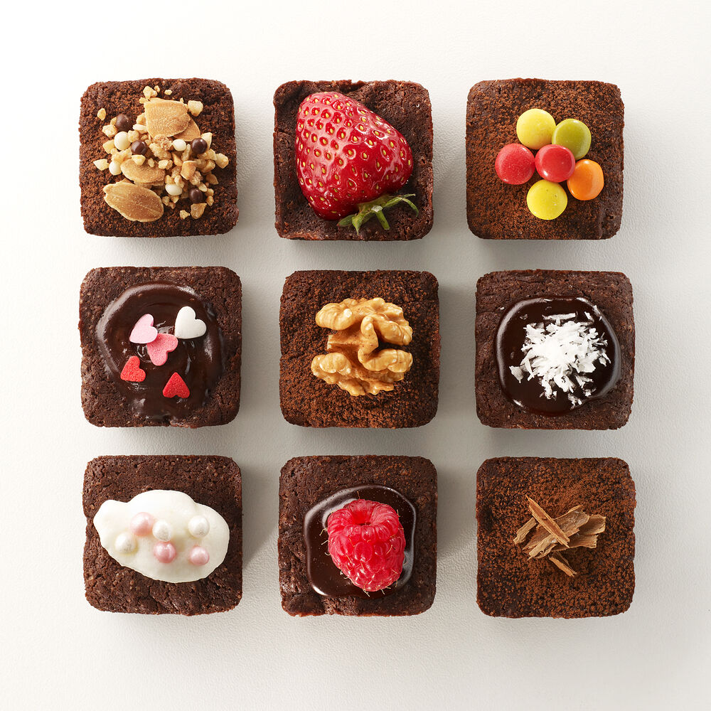 Lékué Mini Brownie Pan