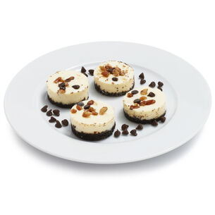 Mini Assorted Chocolate Cheesecakes, 40 Pieces