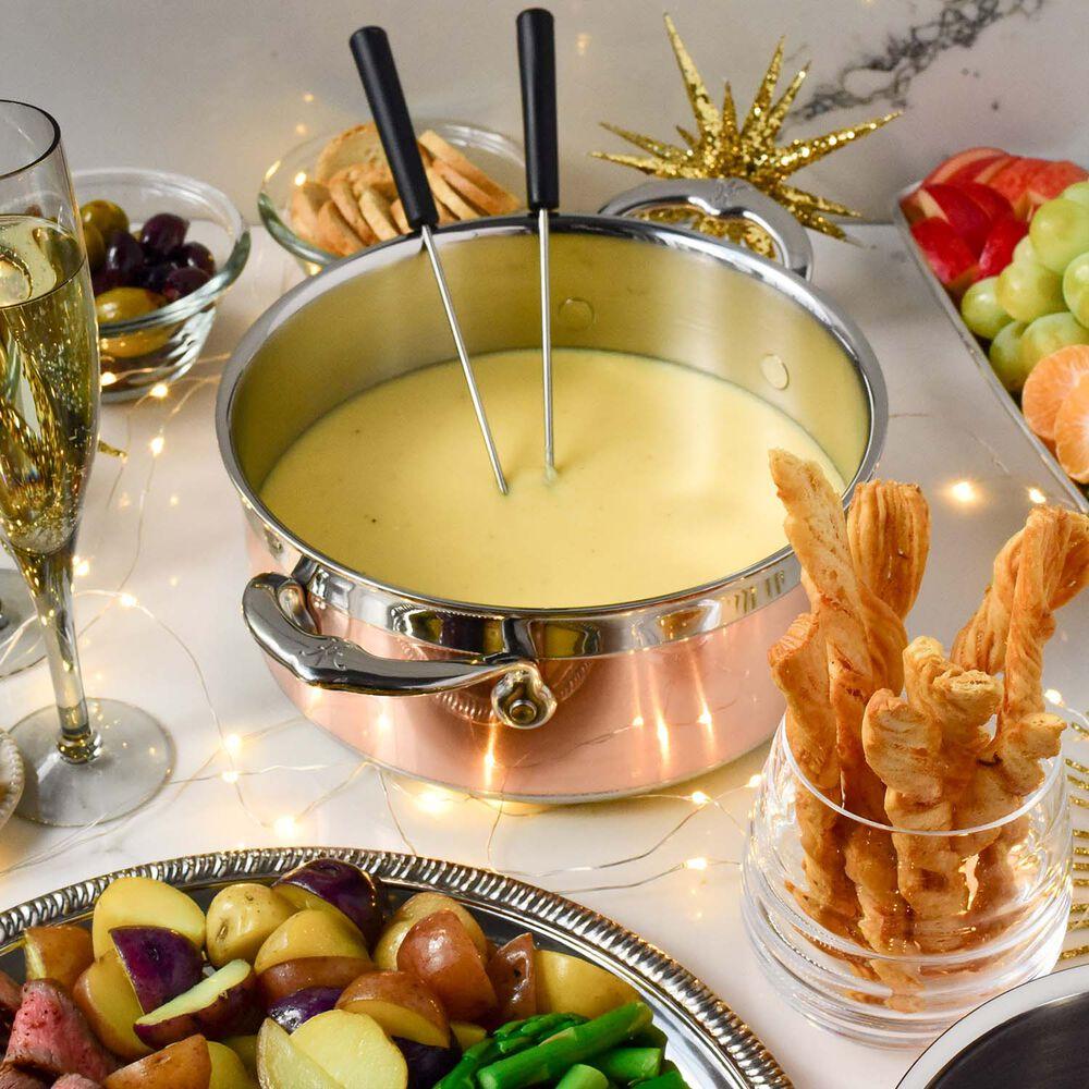 Hestan CopperBond Soup Pot, 3 qt.