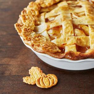 Harvest Pie Plungers, Set of 4