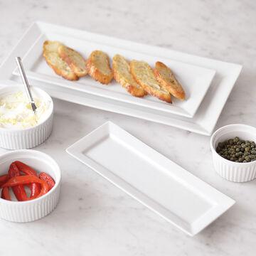Porcelain Platters, Set of 3