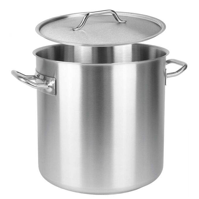 Cristel Professional Stockpots with Lids