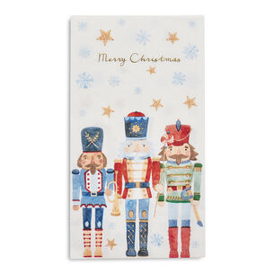 Nutcracker Paper Guest Napkins, Set of 20