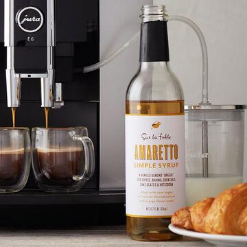 Amaretto Latte Syrup