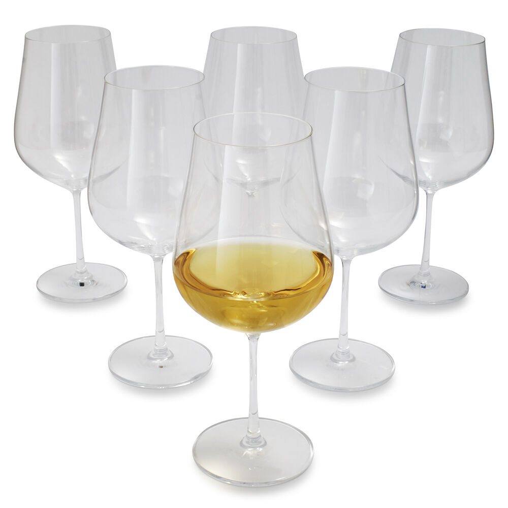 Schott Zwiesel Air Full-Bodied White Wine Glasses