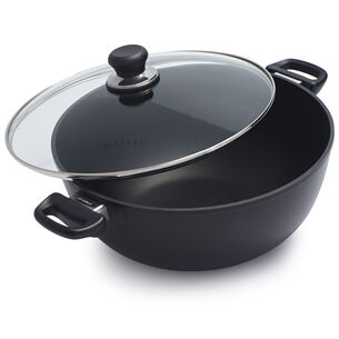 Scanpan Classic Curved Dutch Oven with Lid