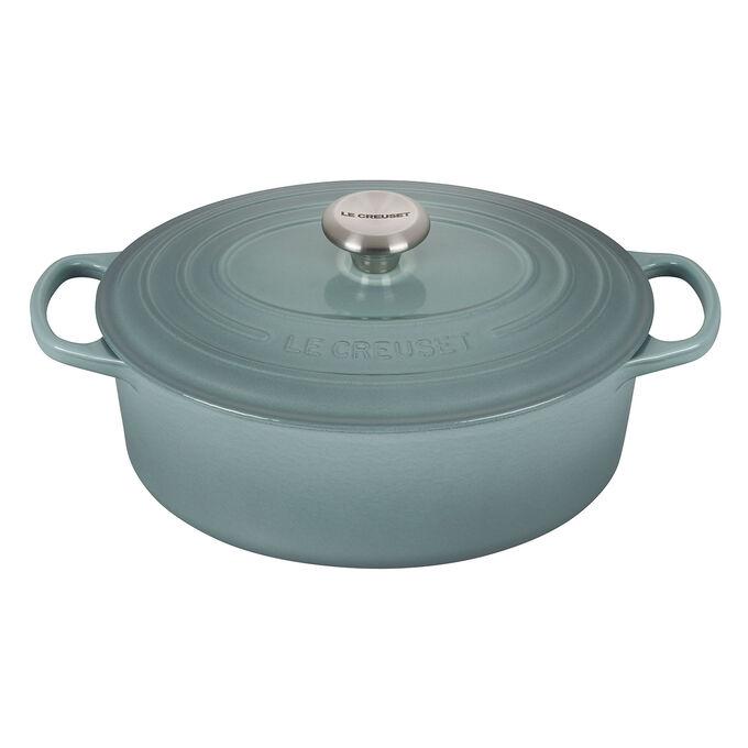 Le Creuset Signature Oval Dutch Oven, 5 qt.