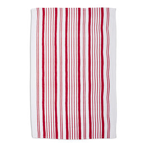"Peppermint Flour Sack Kitchen Towel, 30"" x 20"""