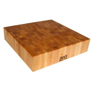 """John Boos & Co. Maple End-Grain Chopping Block, 40"""" x 30"""" x 6"""""""