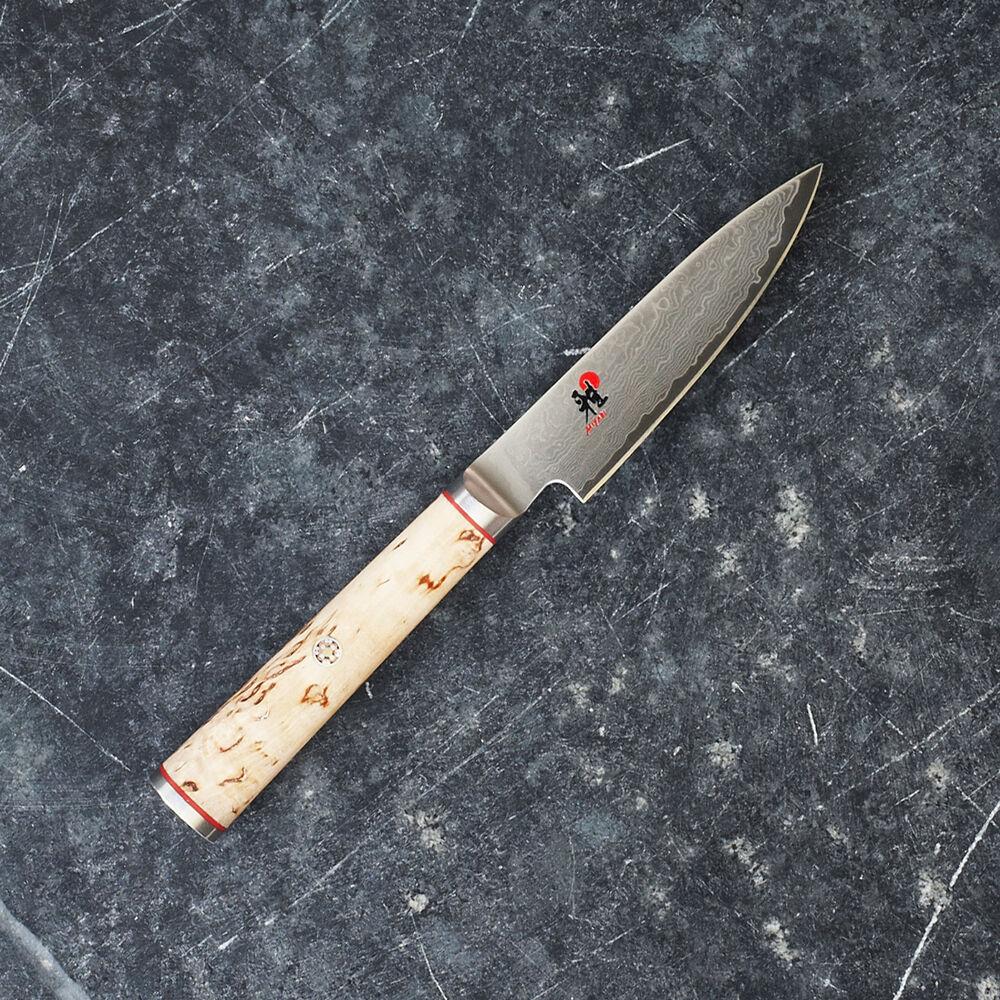 "Miyabi Birchwood Paring Knife, 3½"""