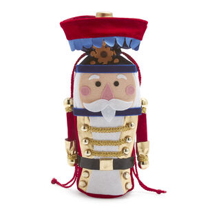 Nutcracker Wine Bottle Sweater