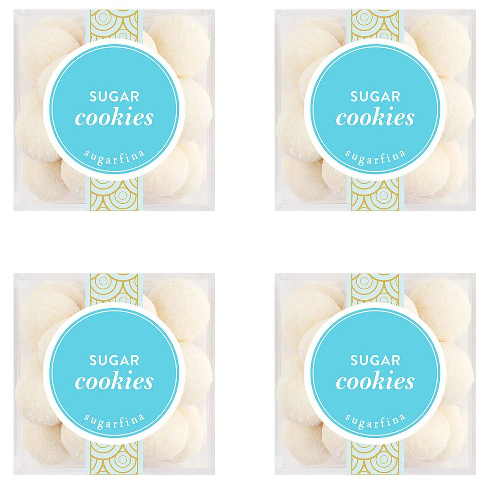 Sugarfina Sugar Cookies, Small Set of 4