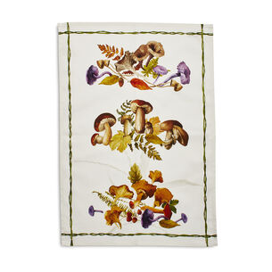 "Fall Floral Kitchen Towel, 28"" x 20"""
