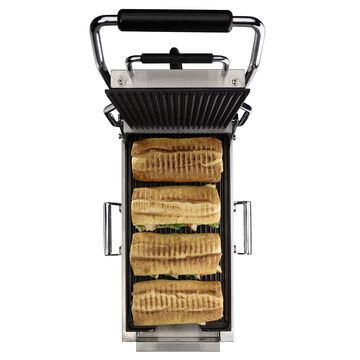 Waring Commercial Compresso Slimline Panini Grill