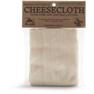 Regency Natural Ultra-Fine Cheesecloth