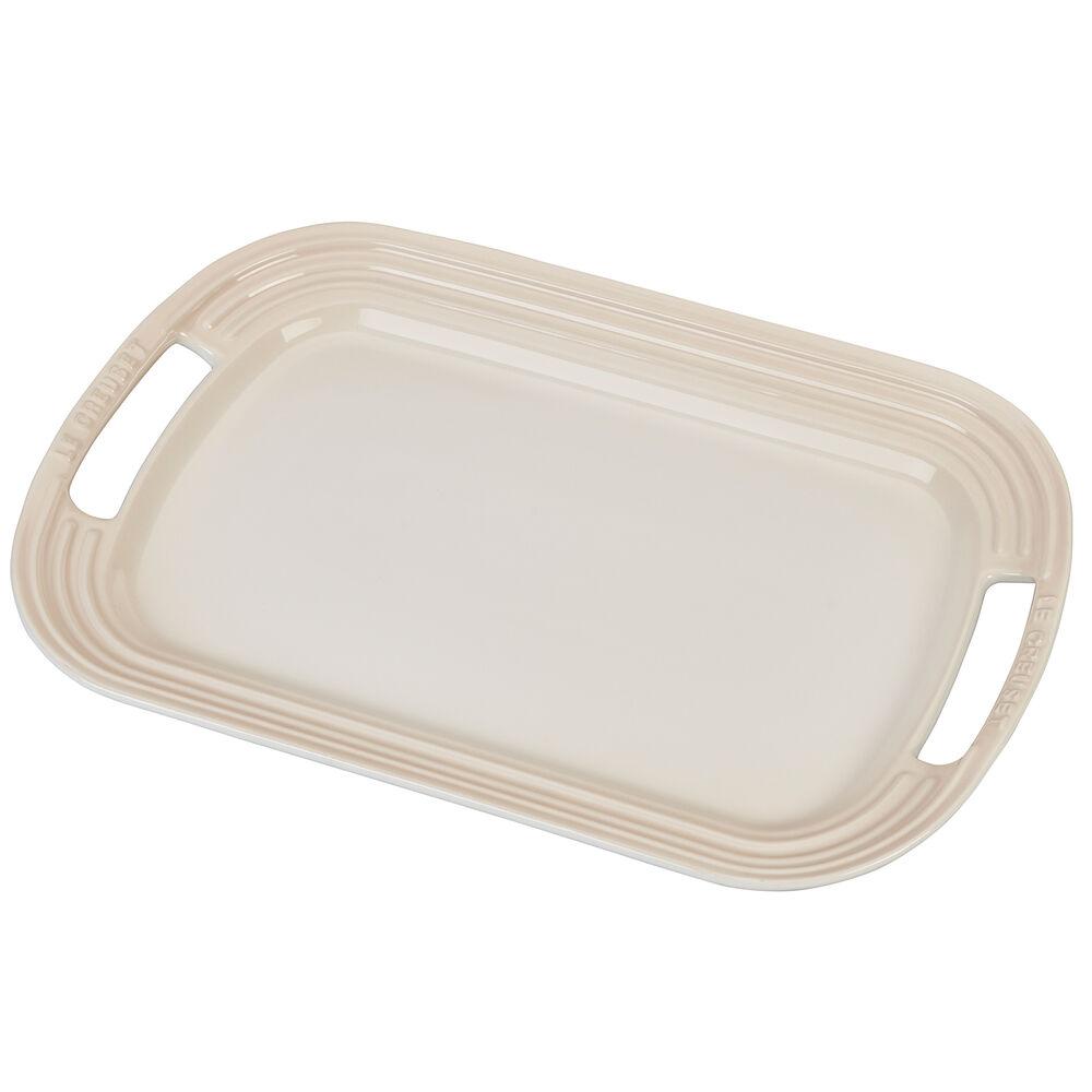 """Le Creuset Rectangle Platter, 16.25"""""""