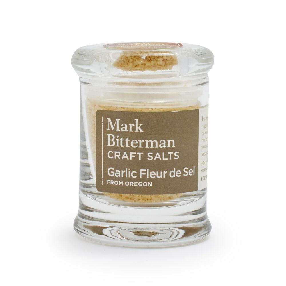 Bitterman's Garlic Fleur de Sel
