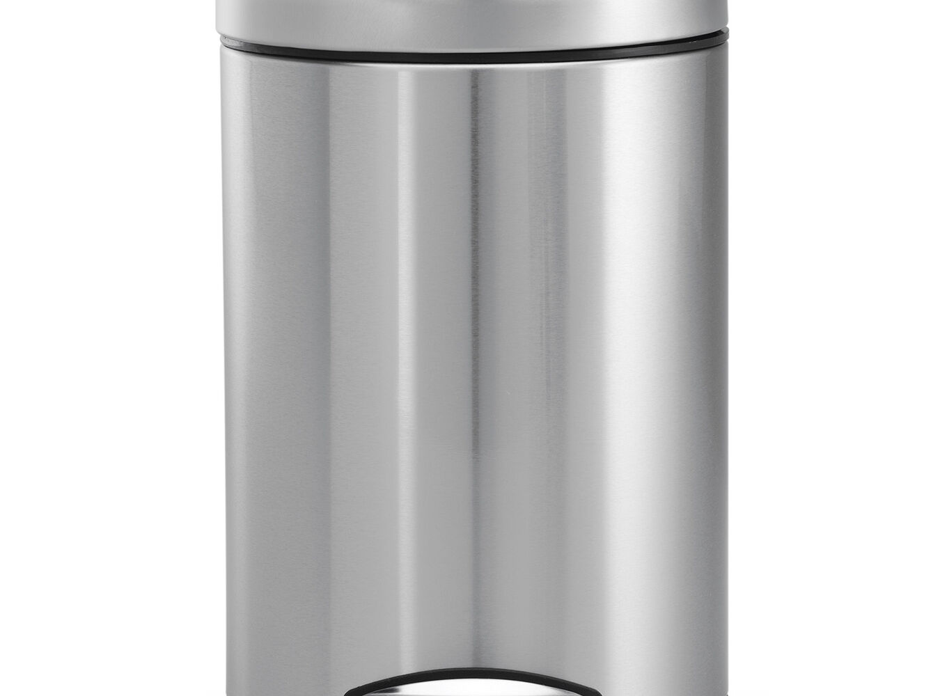 Simplehuman Round Trash Can, 1.19 gal.   Sur La Table