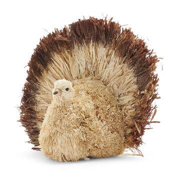 Grass Turkey Décor