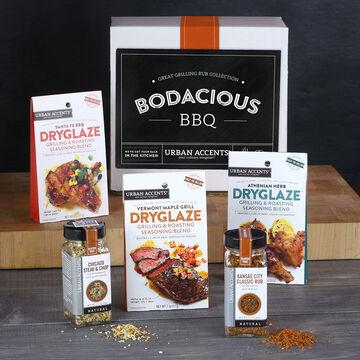 Bodacious BBQ Rubs Gift Set
