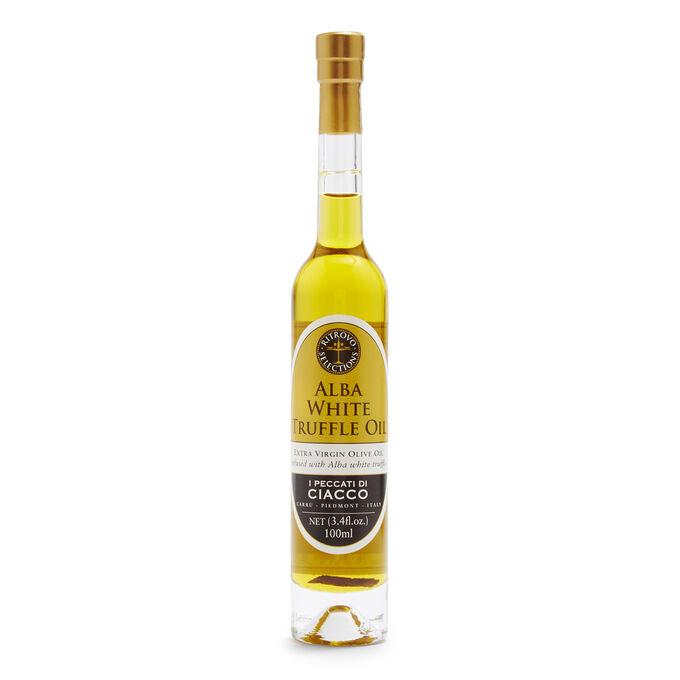 Peccati di Ciacco Extra Virgin Olive Oil with Alba White Truffle