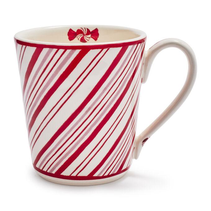 Peppermint Stripe Mug