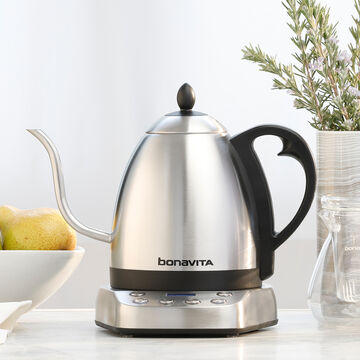 Bonavita Interurban Digital Variable Temperature Kettle, 1L