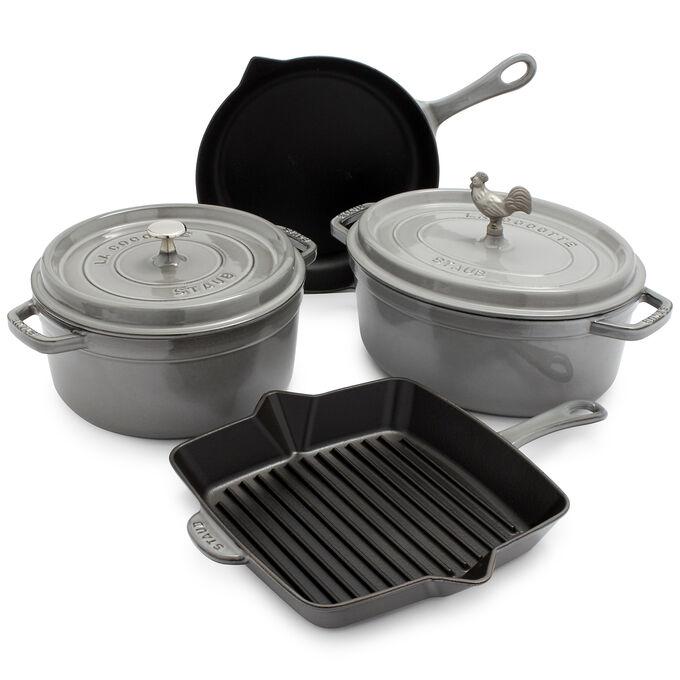Staub 6-Piece Cookware Set