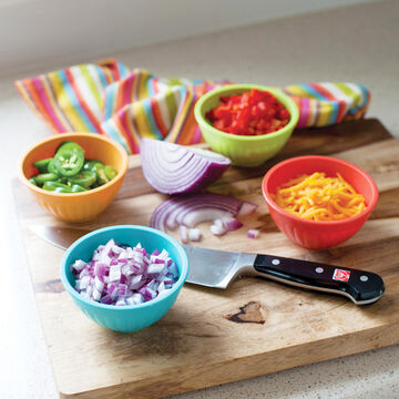 Nordic Ware 4-Piece Mini Prep and Serve Bowl Kit