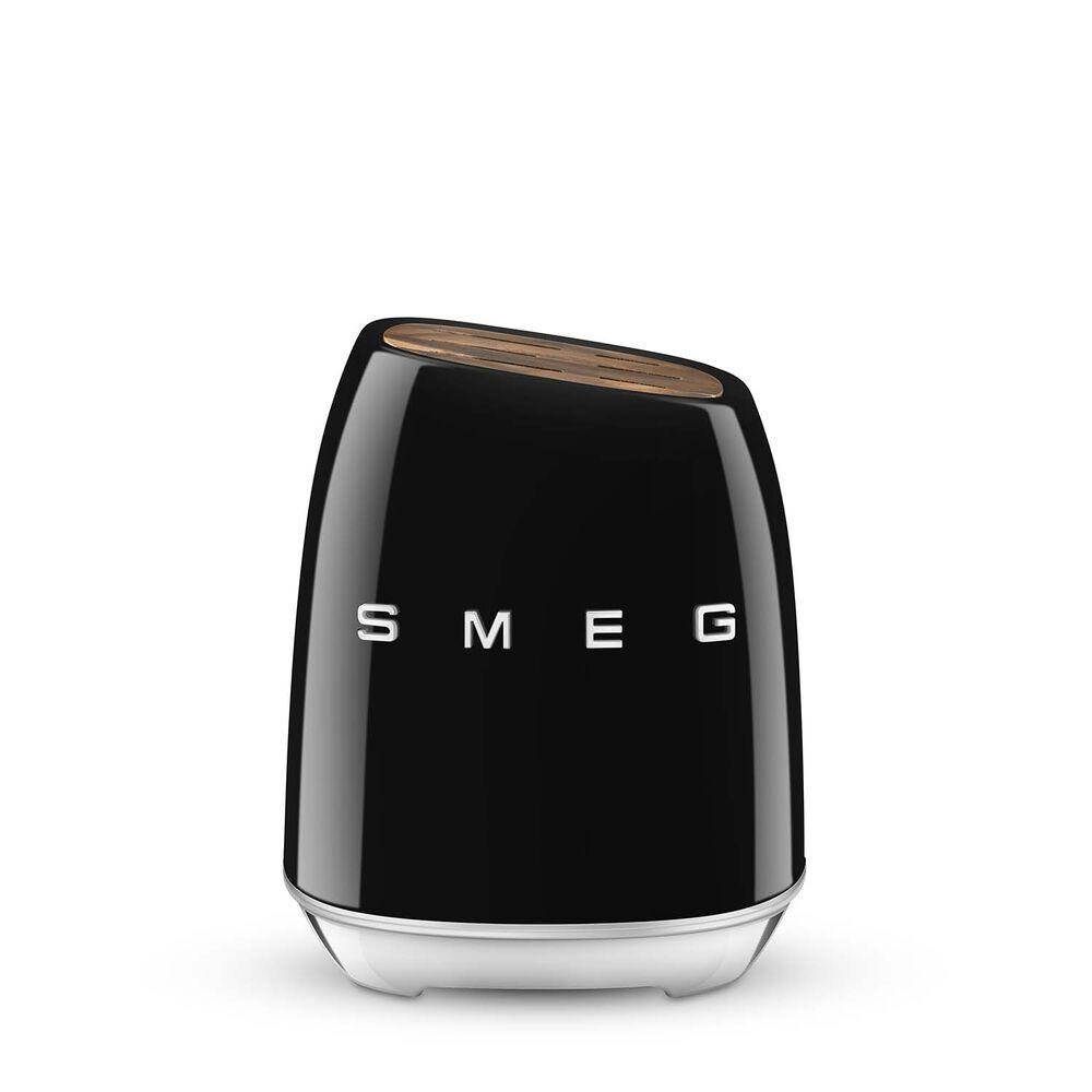 Smeg 7-Piece Knife Block Set