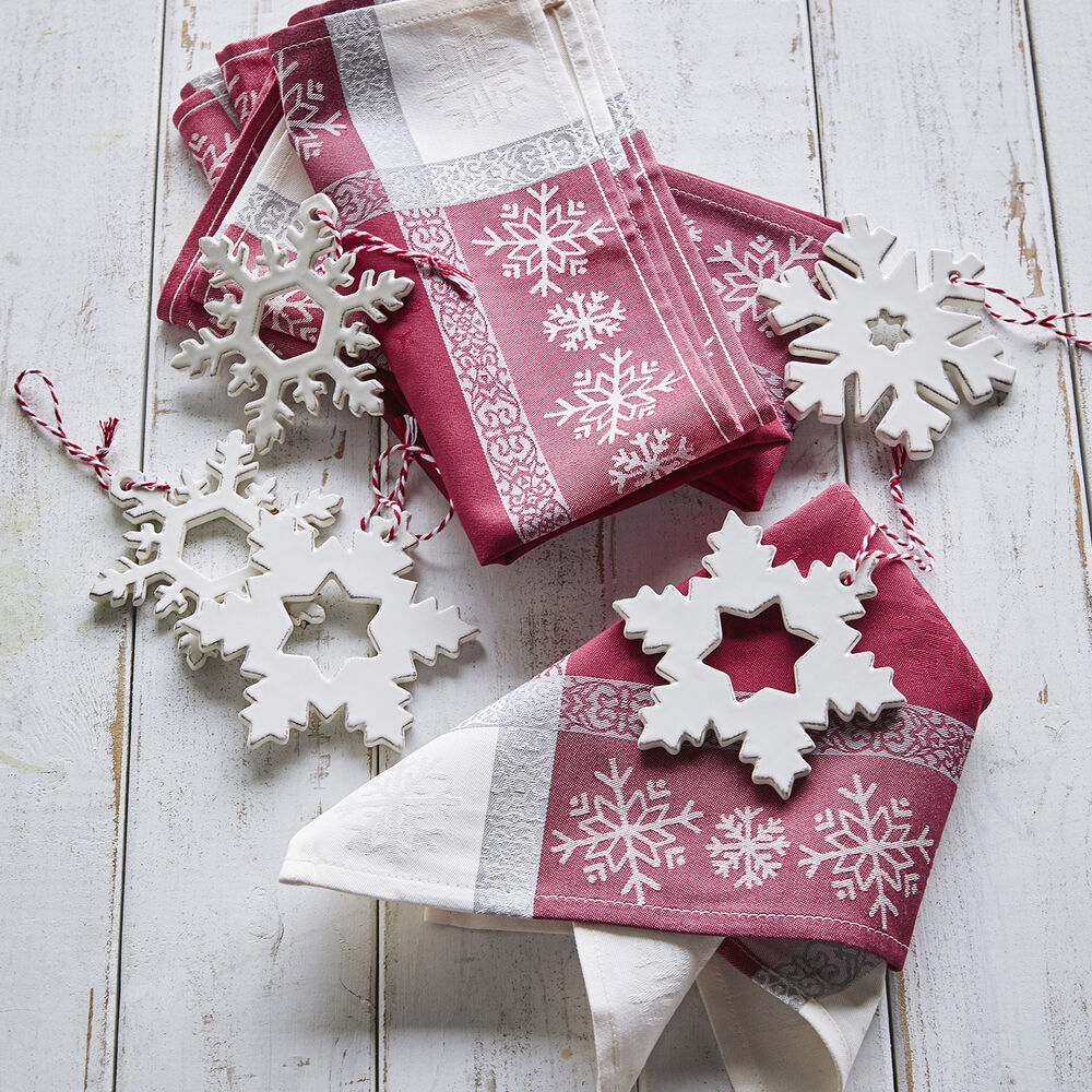 Snowflake Ornaments