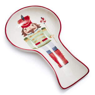 Nutcracker Spoon Rest