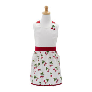 Kids' Cherry Apron