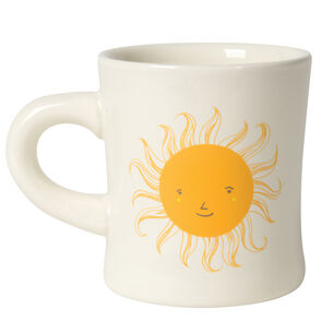 Good Morning Sunshine Diner Mug, 12 oz.