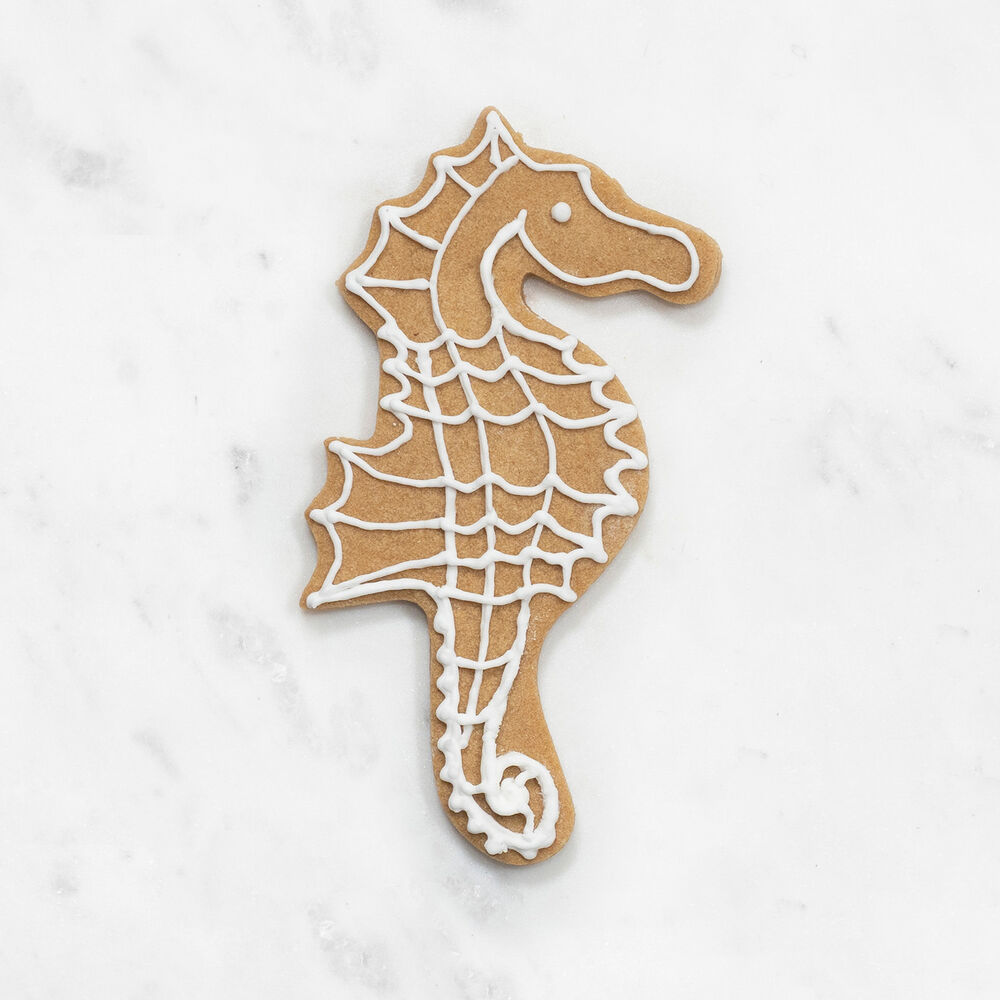 """Seahorse Cookie Cutter, 5"""""""