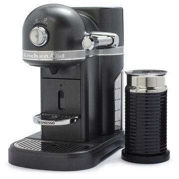 KitchenAid® Nespresso with Aeroccino 3 Bundle