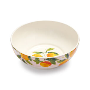 Citrus Serving Bowl