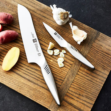 Zwilling J.A. Henckels Twin Fin Air Santoku Knife & Paring Knife Set