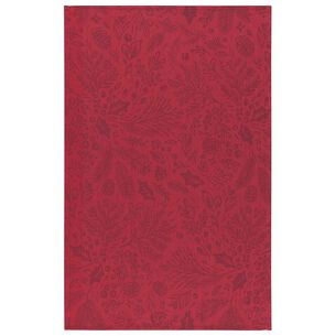 "Jacquard Woodland Towel, 28"" x 18"""