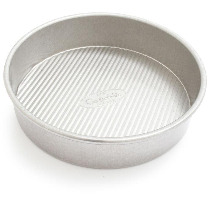 """Sur La Table Platinum Pro Round Cake Pan, 8"""" x 2"""""""