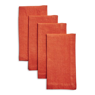 Linen Napkins, Set of 4