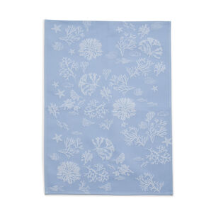 "Jacquard Coral Kitchen Towel, 18.5"" x 27.5"""