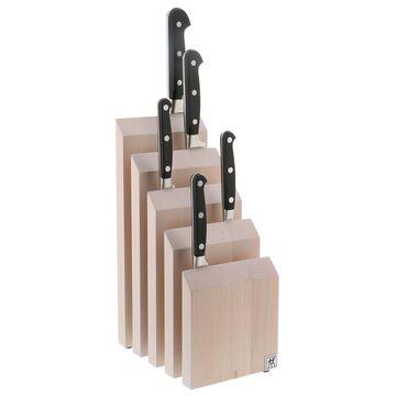 Zwilling J.A. Henckels Upright Italian Magnetic 10-Slot Knife Block