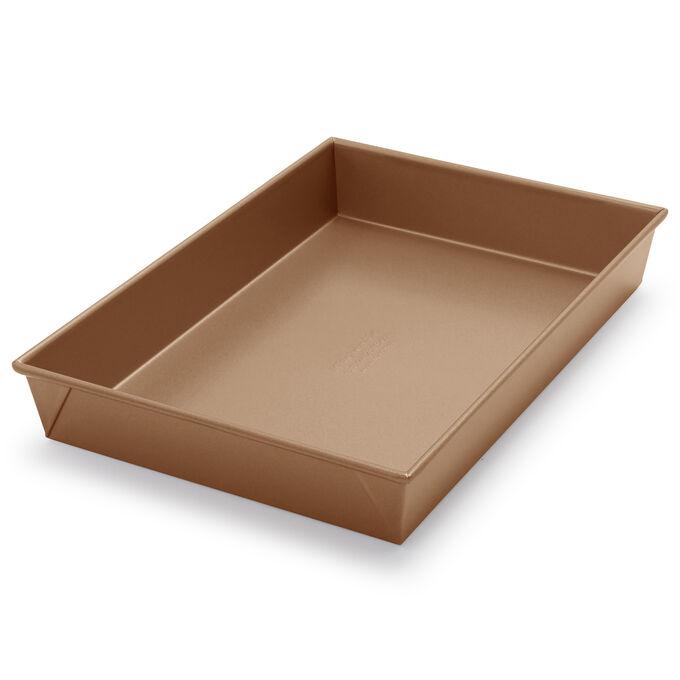 "KitchenAid® Professional-Grade Nonstick Cake Pan, 9"" x 13"""