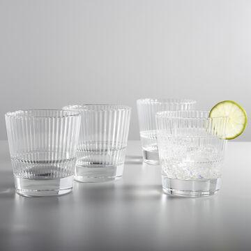 Sur La Table Vivi Double Old Fashioned Glasses