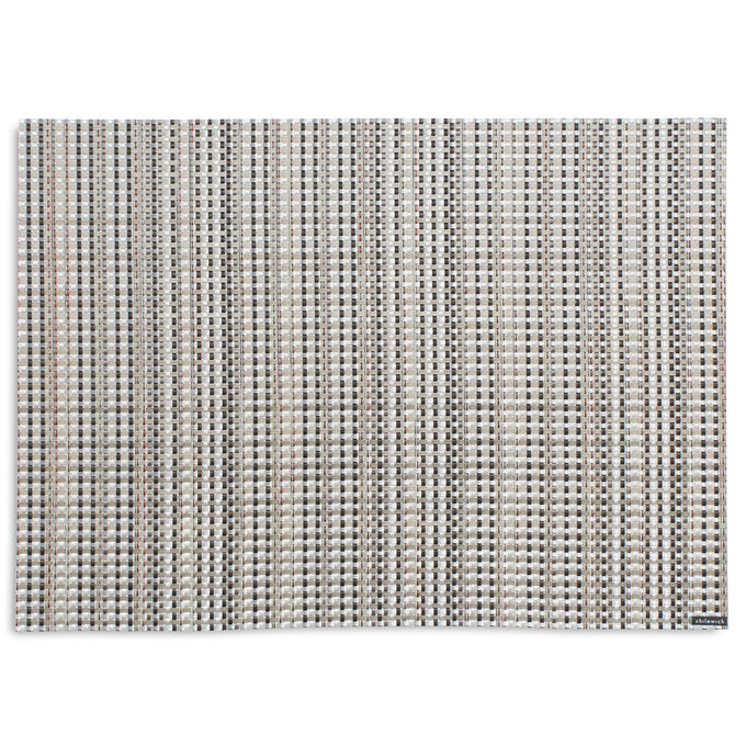 """Chilewich Grid Placemat, 19"""" x 14"""""""